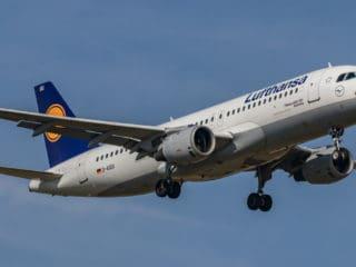 D-AIQU - A320 - Lufthansa