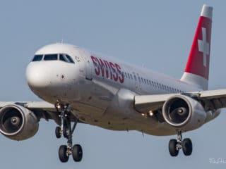 HB-IJQ - A320 - Swiss