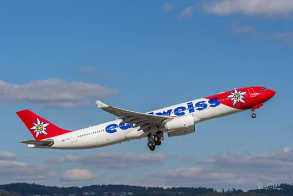 HB-JHQ - Airbus A330 - Edelweiss