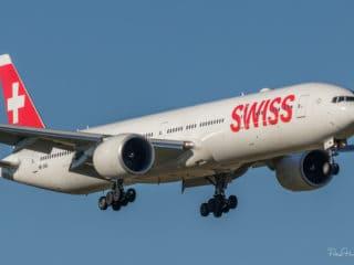 HB-JNA - B777 - Swiss