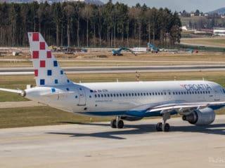 9A-CTK - Airbus A320