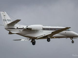 CS-DXX - Cessna Citation - Netjets