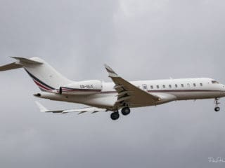 CS-GLC - Bombardier Global 6000