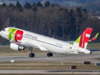 CS-TNT - Airbus A320 - TAP