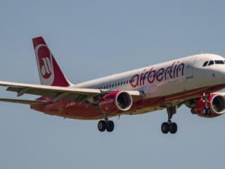 D-ABFA - A320 - Air Berlin