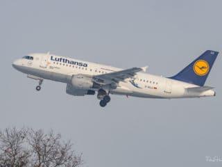 A319 - D-AILU - Lufthansa