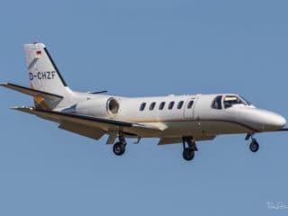 D-CHZF - Cessna Citation