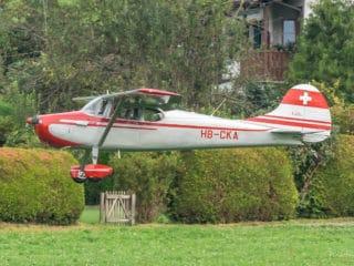 Cessna 170A - HB-CKA