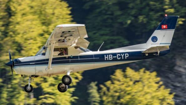 HB-CYP - Cessna 152