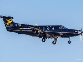 HB-FVD - Pilatus PC12