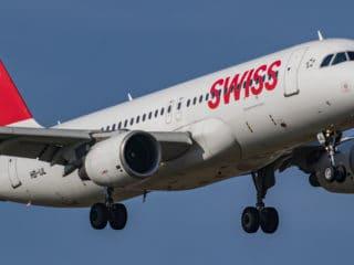 HB-IJL - A320 - Swiss