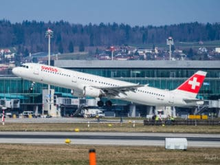 HB-IOF - A321 - Swiss