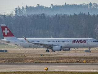HB-ION - Airbus A321 - Swiss