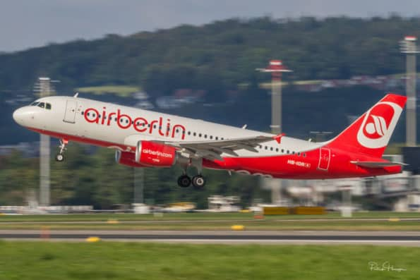 HB-IOR - A320 - AirBerlin