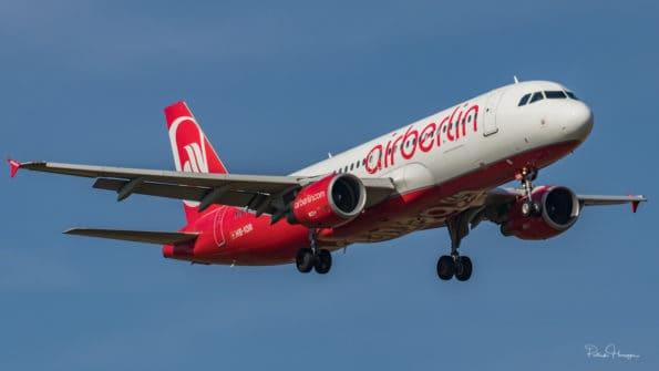 HB-IOR - A320 - AirBerlin