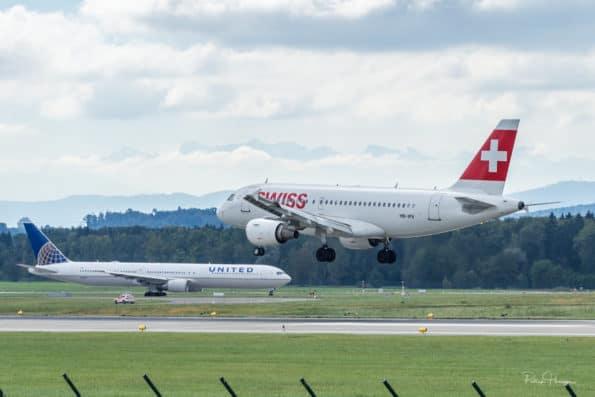 HB-IPV - Airbus A319 - Swiss