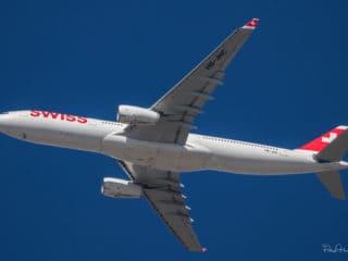 HB-JHC - A330 - Swiss