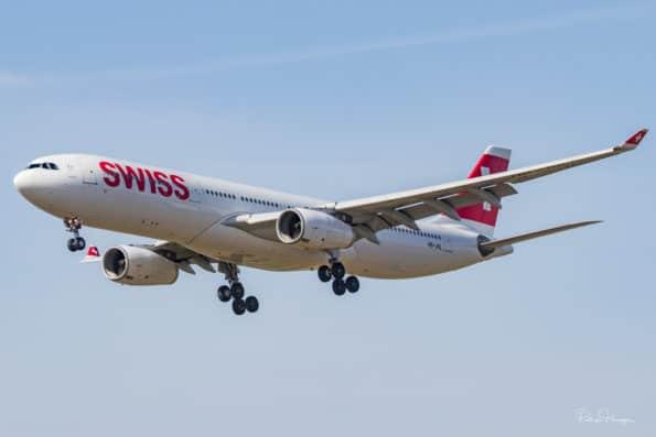 HB-JHL - A330 - Swiss