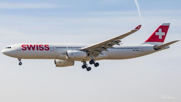 HB-JHM - A330 - Swiss