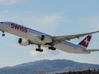HB-JND - B777 - Swiss
