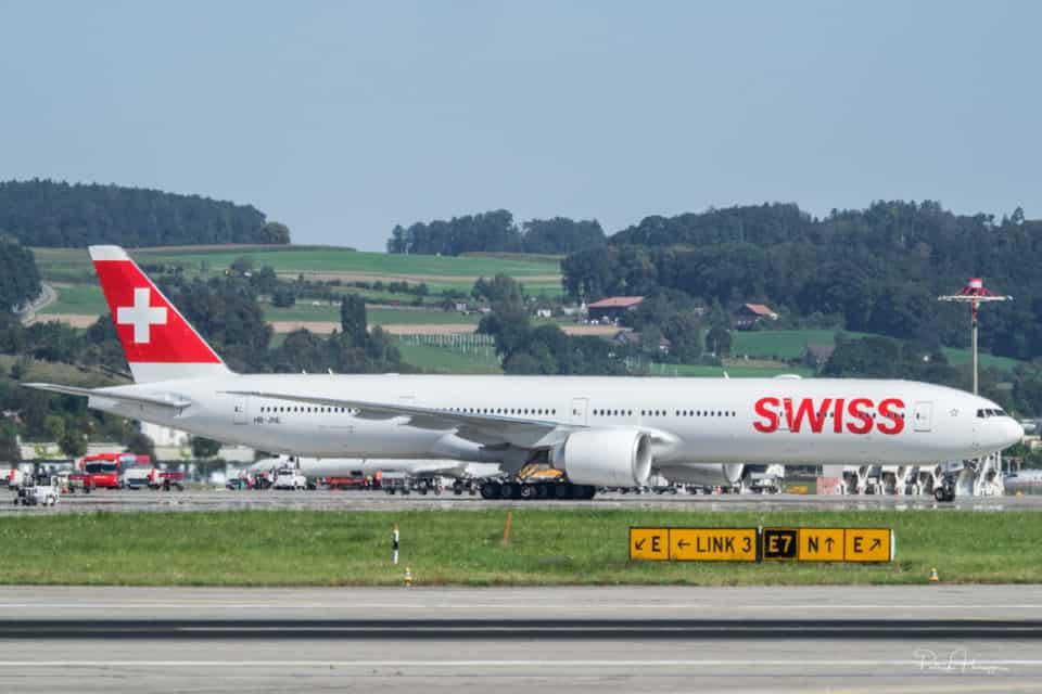 09.09.2016 - Zurich (LSZH)