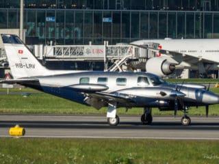 HB-LRV - Piper Cheyenne