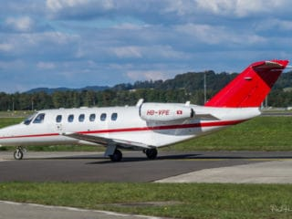 HB-VPE - Cessna Citation - Execujet Charter