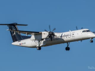 OE-LGQ - DHC-8 - Austrian Airlines