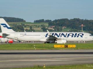 OH-LZG - Airbus A321 - Finnair
