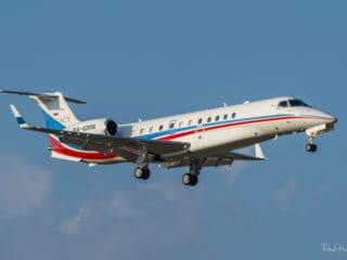 RA-02858 - Embraer Legacy - Jet Air Group