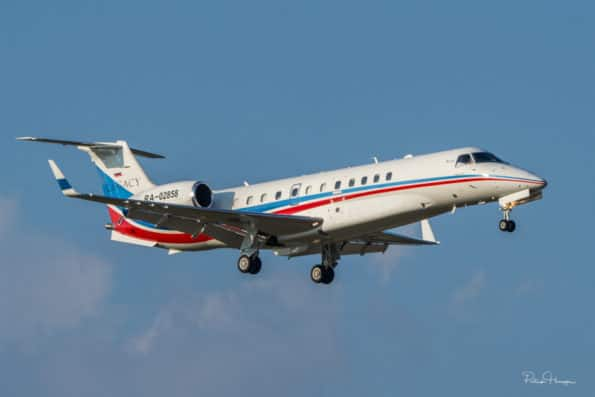RA-02858 - Embraer Legacy - Jet Air Group
