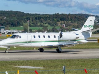 SE-RCM - Cessna Citation