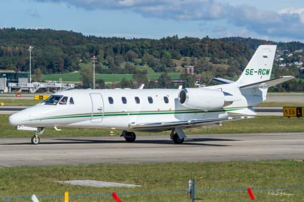 SE-RCM - Cessna Citation