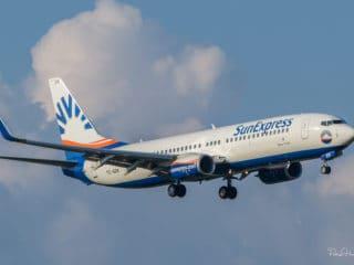 TC-SEK - Boeing 737 - SunExpress