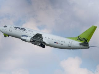 YL-BBR - Boeint 737 - AirBaltic