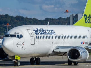 YL-BBX - Boeing 737 - Air Baltic