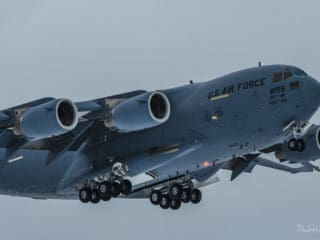 08-8199 - Boeing Globemaster - USAF