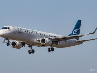 4O-AOA - ERJ-190 - Montenegro Airlines
