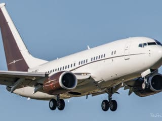 9H-BBJ - Boeing 737 - Privajet Ltd