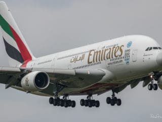 A6-EEN - A380 - Emirates
