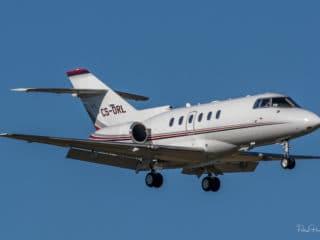 CS-DRL - Raytheon Hawker - Netjets