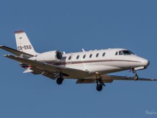 CS-DXG - Cessna Citation - Netjets