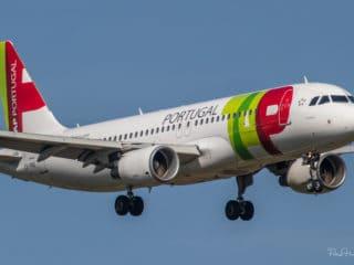 CS-TNQ - A320 - TAP