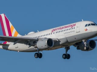 D-AKNR - A319 - Germanwings