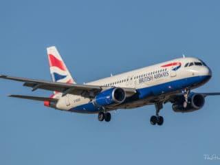 G-EUUO - A320 - British