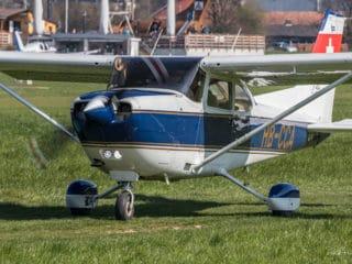 HB-CCA - Reims 172_Cessna Skyhawk