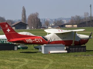 HB-CIV - Cessna 182R - Private