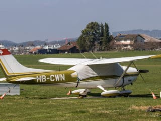 HB-CWN - Cessna Skylane - Private