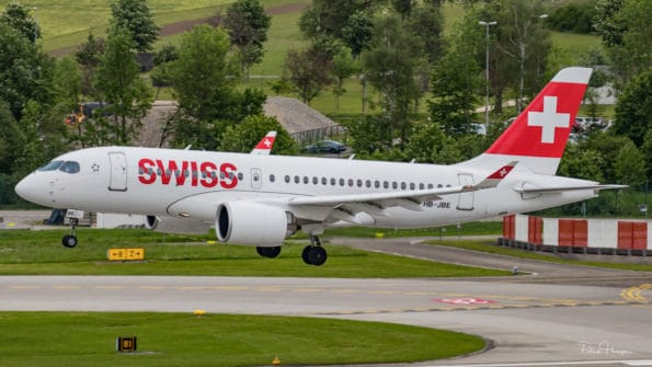 HB-JBE - CS100 - Swiss