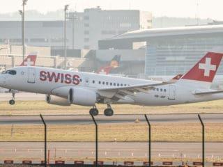 HB-JBF - CS100 - Swiss